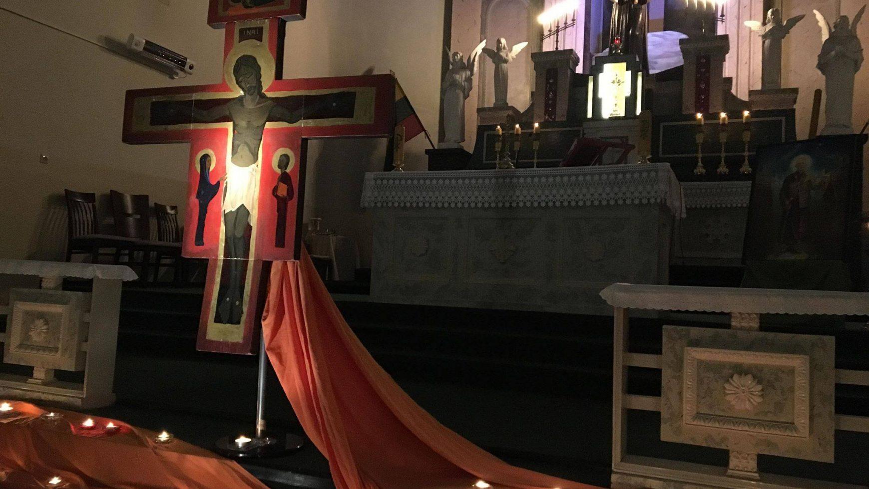 Taize pamaldos Kauno Šv. Antano Paduviečio parapijoje