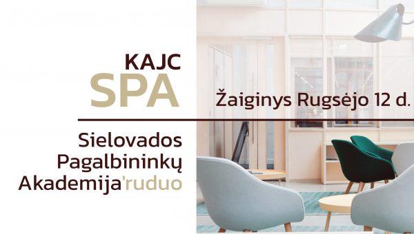 KAJC SPA (registracija)